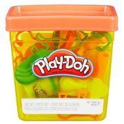 Massinha Pay-Doh Kit Balde de Atividades - Hasbro