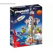 Playmobil Foguete de Missão Com Satélite - Sunny