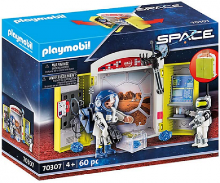 Playmobil Play Box Missão Marte - Sunny