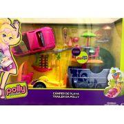 Polly Pocket Mega Trailer da Polly - Mattel