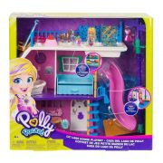 Polly Pocket Casa do Lago da Polly - Mattel