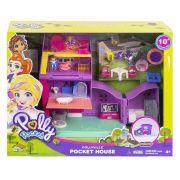 Polly Pocket Pollyville Casa de Polly - Mattel