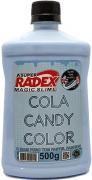 Slime Cola Candy Pastel Azul 500G