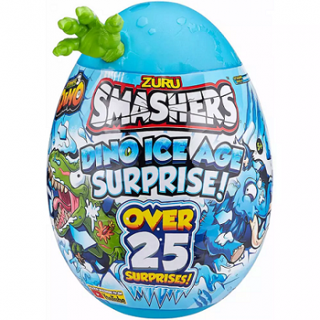 Smashers Ovo Dino Ice Surpresa Grande - Fun