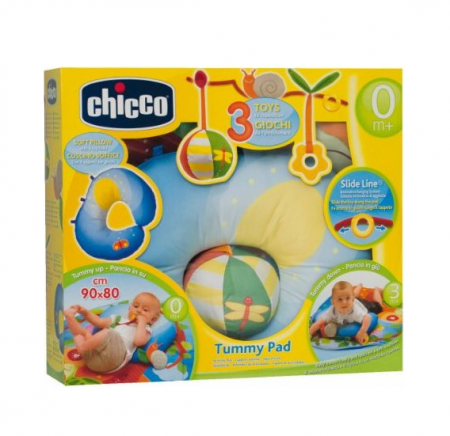 Tapete de Atividades Tummy Pad - Chicco