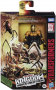 Boneco Transformers Kingdom Deluxe Black Arachnia - Hasbro