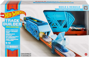 Hot Wheels Track Builder Pista de Impulso - Mattel