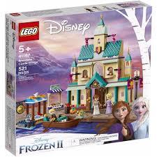 Lego A Aldeia no Castelo de Arendelle