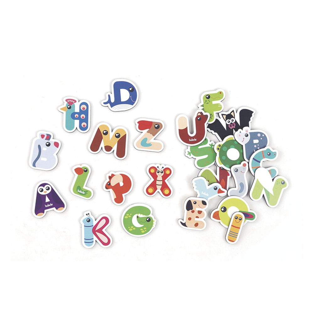 Alfabeto Divertido - Babebi