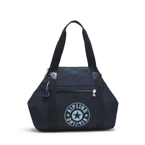 Bolsa de Mão Art Azul Lively - Kipling