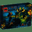 Lego Ataque dos Vingadores em Speeder Bike