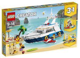 Lego Aventuras no Cruzeiro