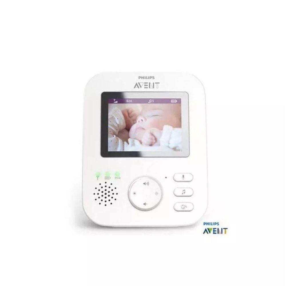 Babâ Eletrônica Com Monitor - Philips Avent