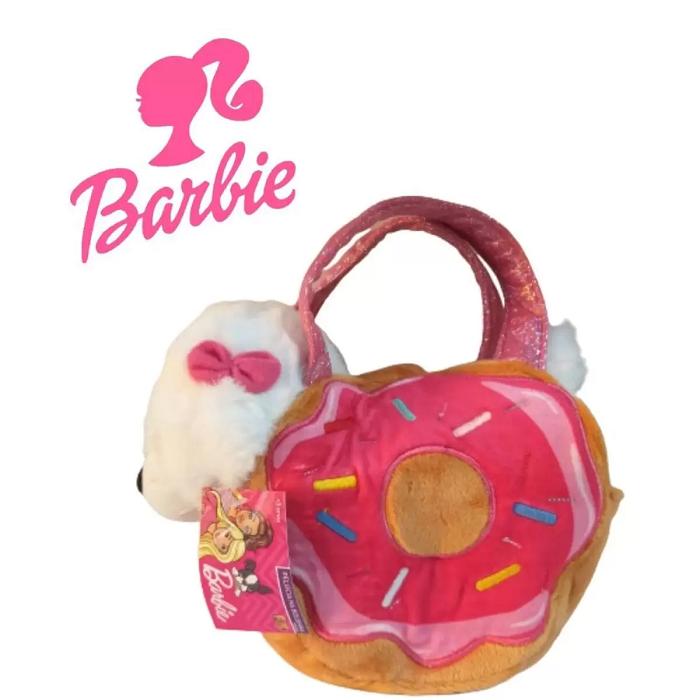 Barbie Pelúcia na Bolsinha Sortimento - Fun