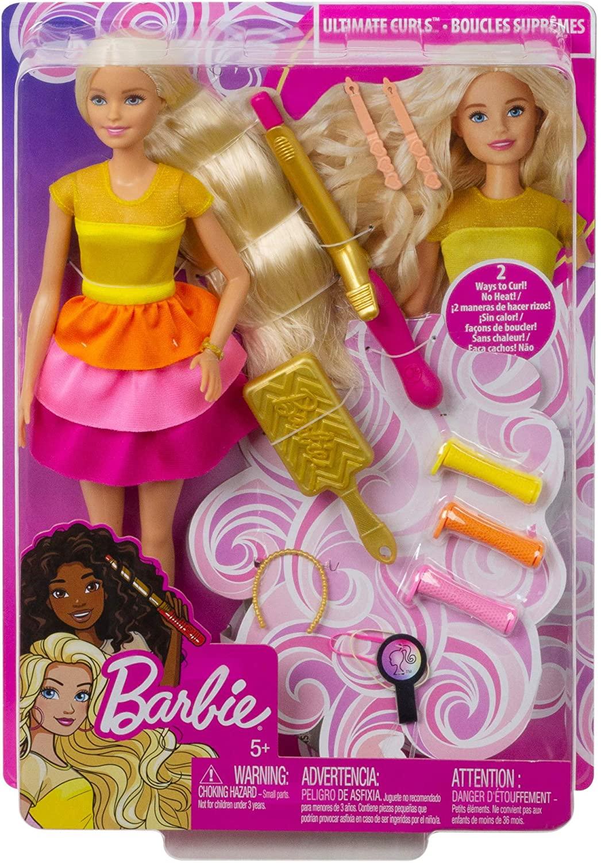 Barbie Penteados dos Sonhos - Mattel