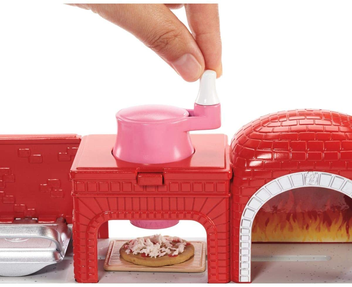 Barbie Pizzaiola - Mattel