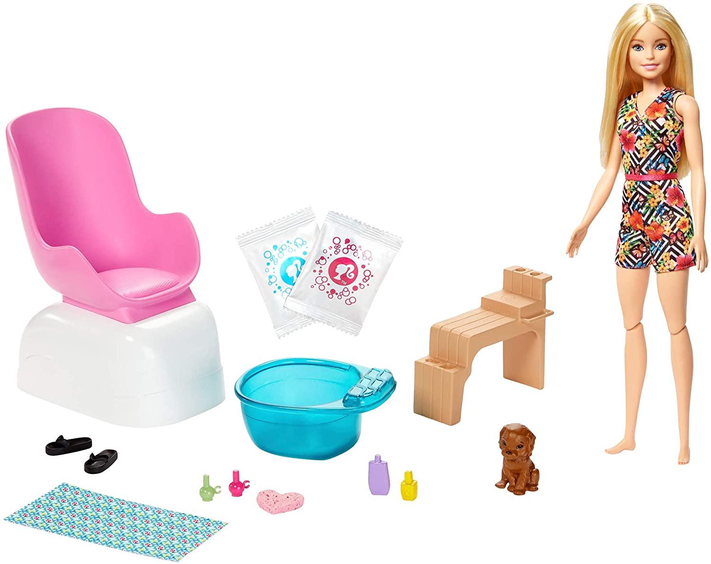 Barbie Salão de Manicure - Mattel