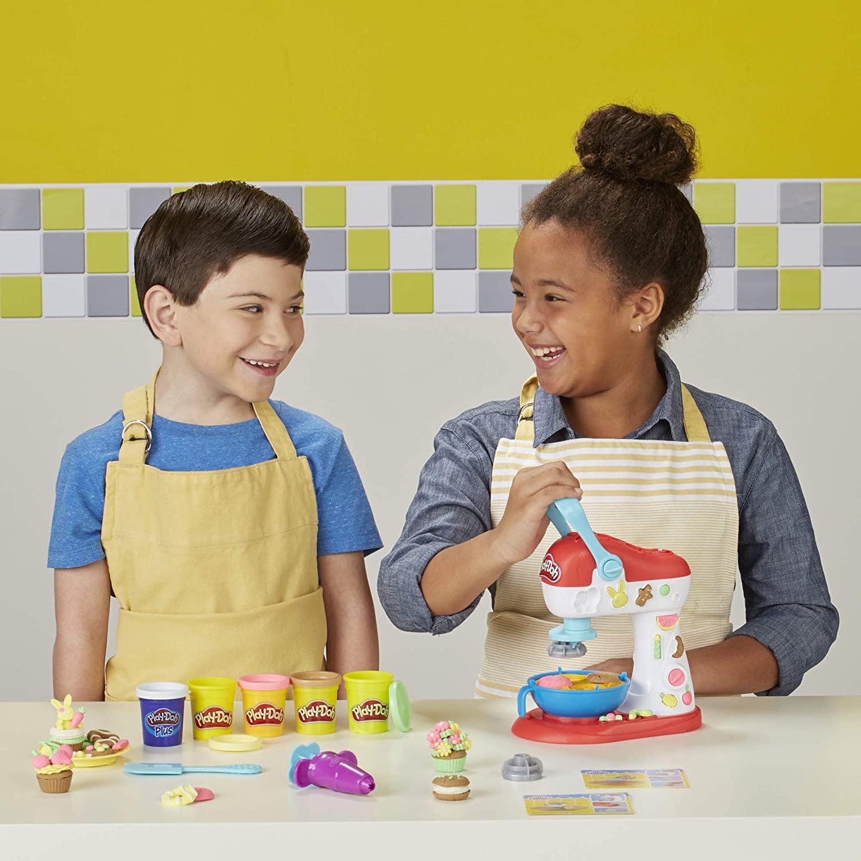 Massinha Play-Doh Batedeira Cupcake - Hasbro