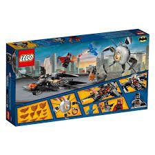 Lego Batman - A Derrubada do Irmão Olho
