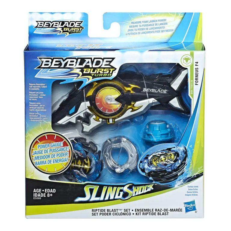 Beyblade Slingshock Forneus F4 - Hasbro