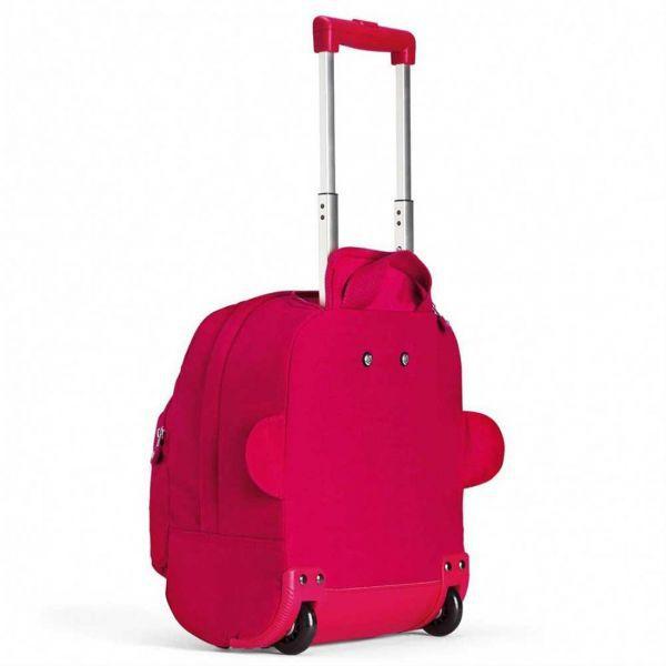 Mochila de Rodinhas Big Wheely Pink - Kipling