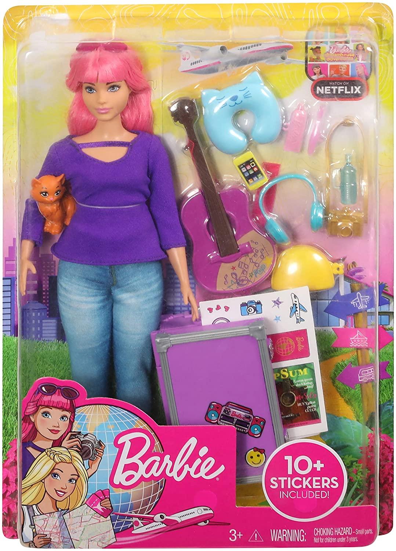 Barbie Explorar e Descobrir Daisy - Mattel