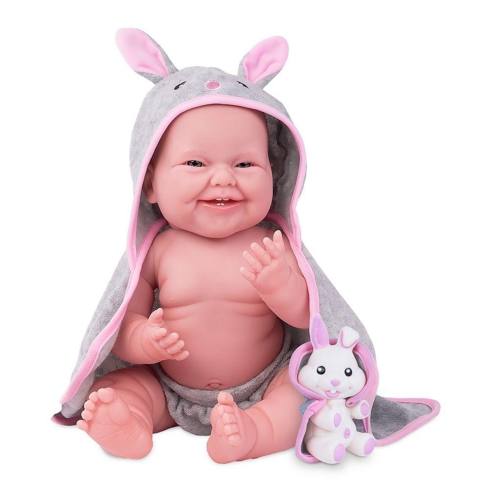 Boneca Bebê Boutique Berenguer Coelho - Cotiplás