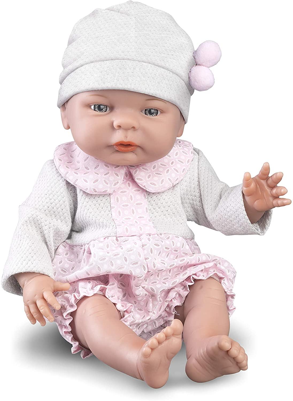 Boneca Com Bebê Conforto Dia de Passeio - Roma Babies