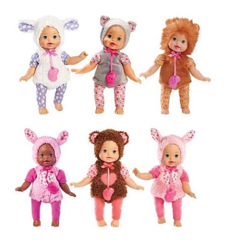 Boneca Little Mommy Fantasias Fofinhas - Mattel