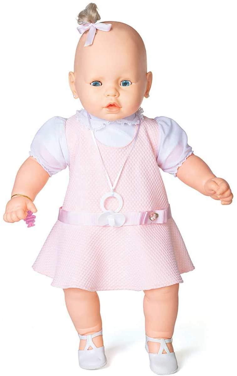 Boneca Meu Bebê Vestido Rosa - Estrela