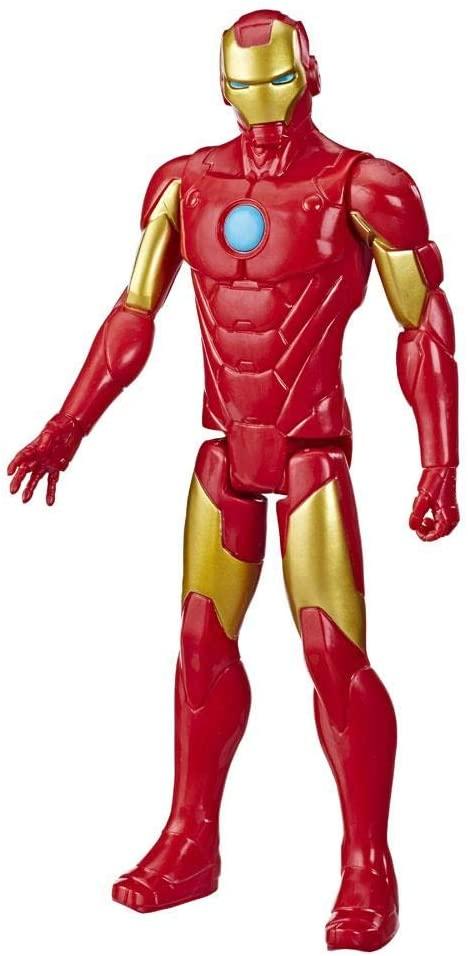 Boneco Articulado Homem de Ferro - Marvel Titan Hero Series
