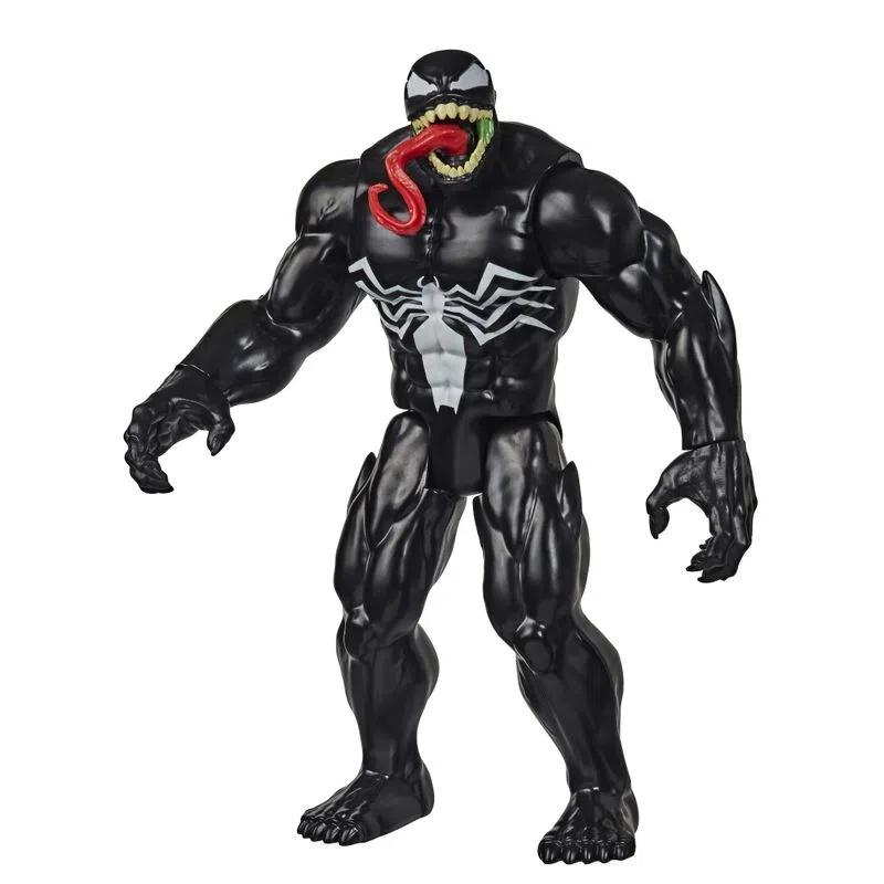 Boneco Articulado Venon - Marvel Titan Hero Series
