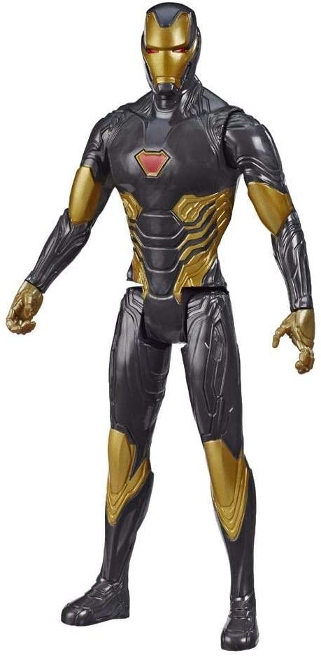 Boneco Homem de Ferro Traje Dourado - Marvel Titan Hero Series