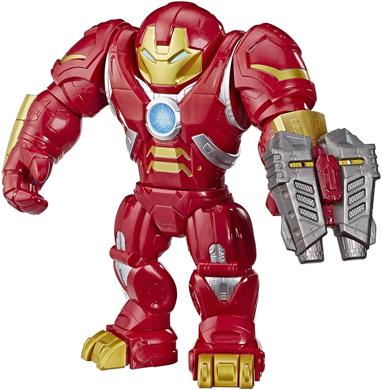 Boneco Mega Mighties Hulkbuster - Marvel Super Heroes Adventure