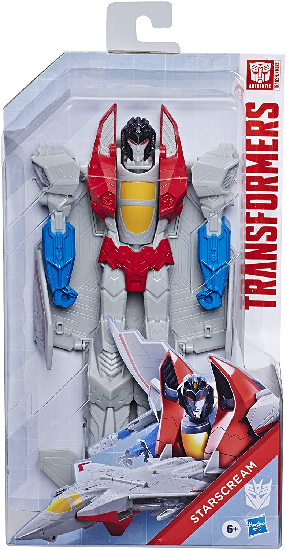 Boneco Transformers Titan Changer Starscream - Hasbro