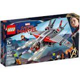 Lego Marvel Super Heroes - Captã Marvel e o Ataque do Skrull