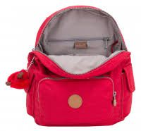 Mochila City Pack S True Red - Kipling