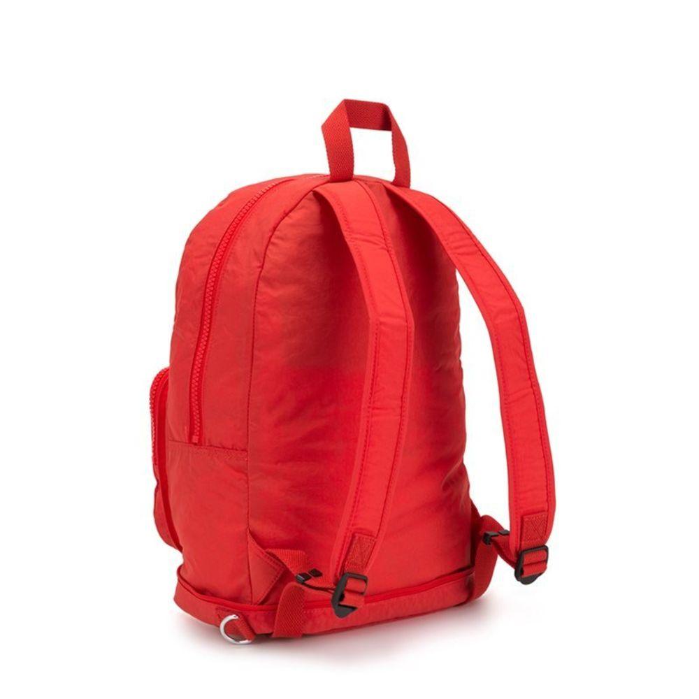 Mochila Classic Niman Fold Vermelha - Kipling