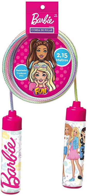 Corda de Pular Barbie - Fun