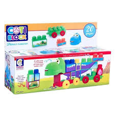 Coti Block Dino - Cotiplas