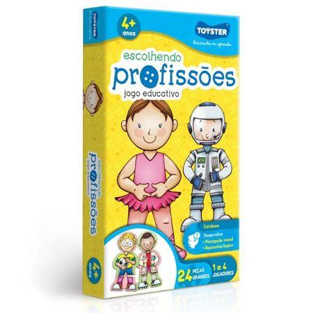 Escolhendo Profissões - Toyster