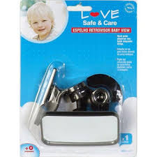 Espelho Retrovisor Automotivo Baby View