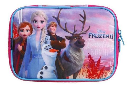 Estojo Soft Luxo Frozen 2