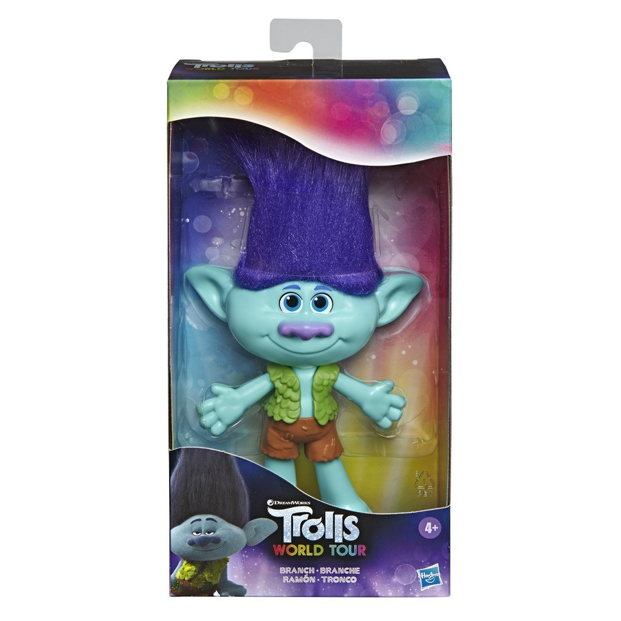 Figura Trolls World Tour Sortidos - Hasbro