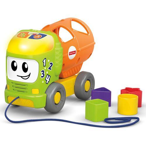 Caminhão Figuras e Aprendizagem - Fisher-Price