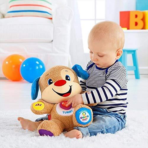Cachorrinho Aprendendo a Brincar - Fisher-Price