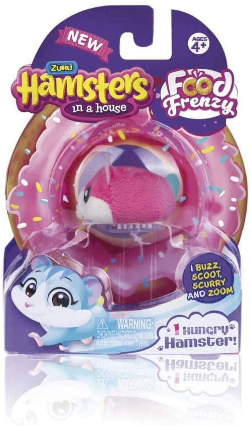 Hamster in a House Single Pack - Candide