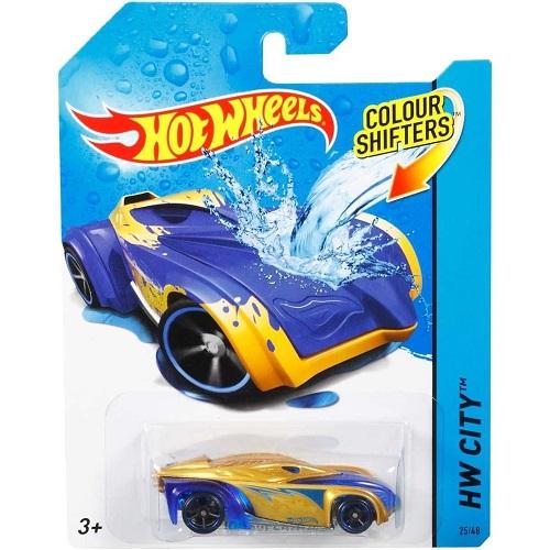 Hot Wheels Color Change Carros Sortidos - Mattel