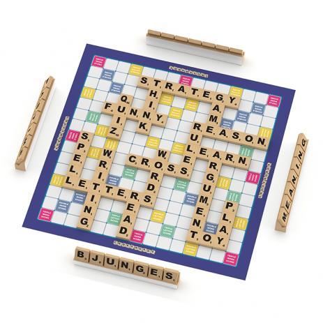 Jogo Crosswords - Junges