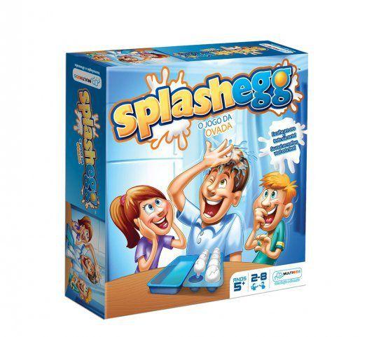 Jogo Splash Egg - Multilaser
